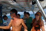 The crew getting instructions for the voyage to the Andamans (Schlossbergmartin)