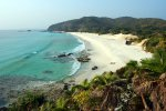 The most beautiful beach of South Cinque