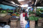 The vegetable market in Port Blair (Schlossbergmartin)