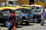 The taxi's of Port Blair (Schlossbergmartin)