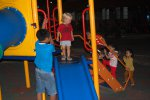11_The_playground_in_Melakka_full_of_kids_at_night