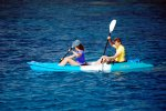05_Helena_and_Hannes_taking_our_sea_kayak_to_go_ashore