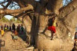 62_The_local_children_showing_us_their_Baobab_tree