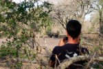 21_Seeing_White_Rhinos_during_our_bushwalk_very_closely